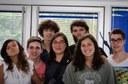Jovens estudantes no INESC TEC à procura do seu lado empreendedor